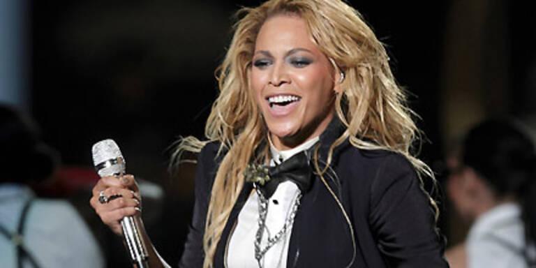 Beyonce: Stinkefinger für Revolution