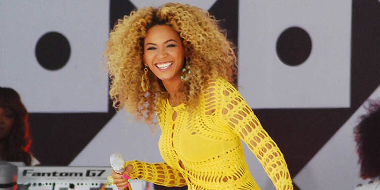 Beyoncé kauft Schuhe aus Ponyhaar