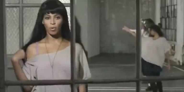 Hat Beyoncé hier für ihr Video geklaut?