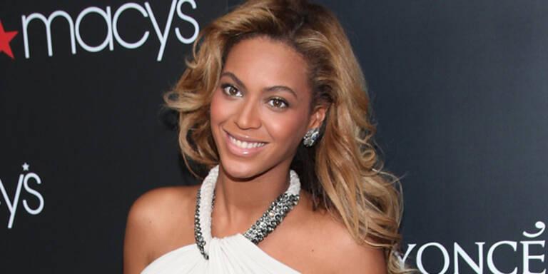 Beyoncé macht Mode für Schwangere