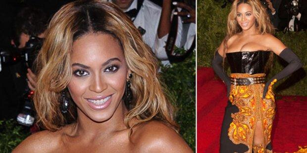 Beyoncé: Erwartet sie das zweite Kind?