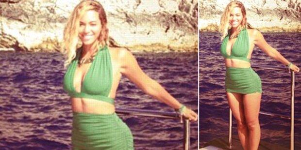 Beyoncé: Superheiß auf Urlaubs-Fotos