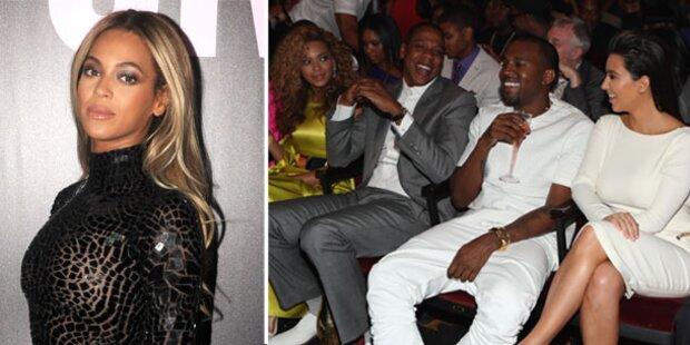 Lässt Beyoncé die Kimye-Hochzeit sausen?