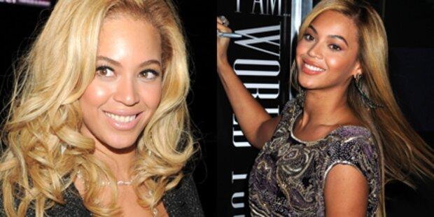 Hat sich Beyoncé die Haut bleichen lassen?
