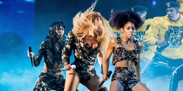 Beyoncé: Mega-Comeback auf Festival
