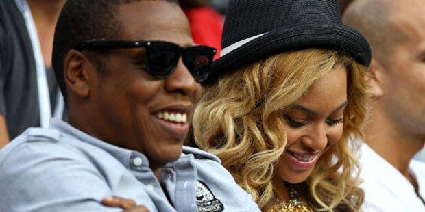 Beyoncé will Namen der Tochter vermarkten