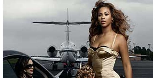 Beyonce als Golden Girl für American Express