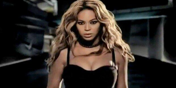 Beyoncé als fescher Langfinger