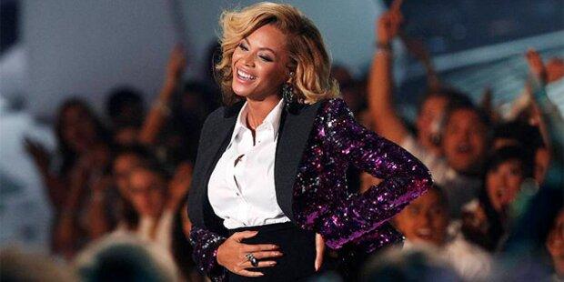 Beyonce brachte Mädchen zur Welt