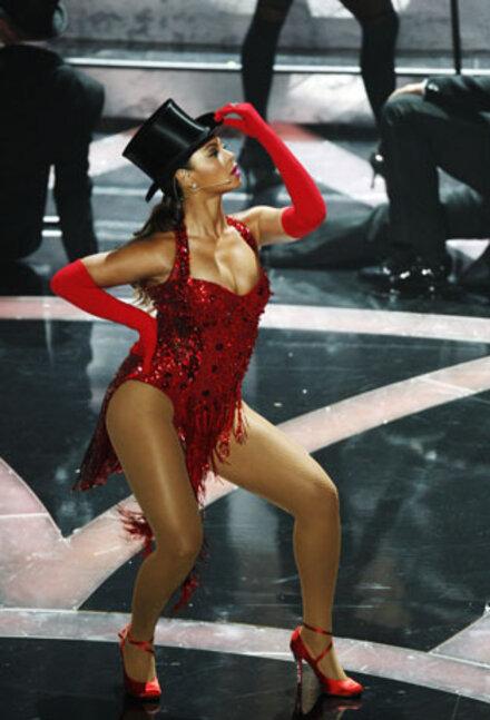 Beyoncé Knowles: Busenblitzer auf Oscar-Bühne