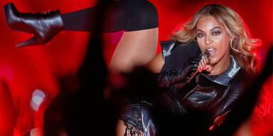 Beyoncé rockte bis der Strom ausfiel