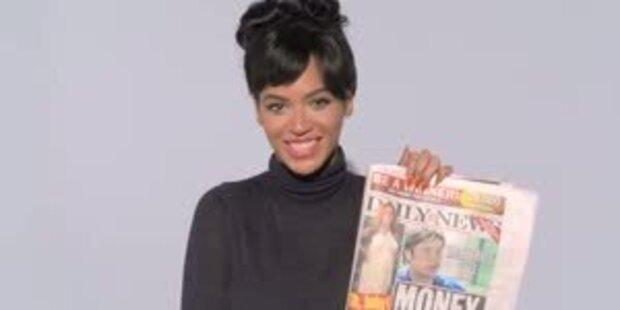 Beyoncé zeigt Babybauch in Backstage-Video