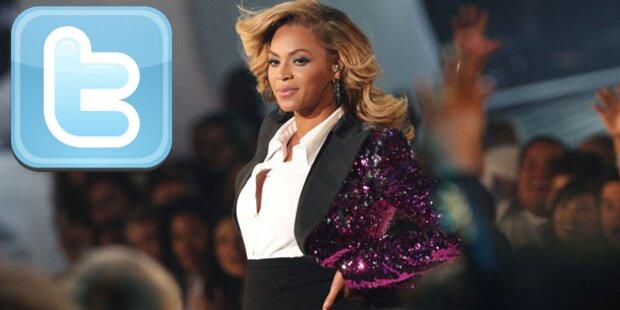 Twitter-Rekord wegen schwangerer Beyoncé