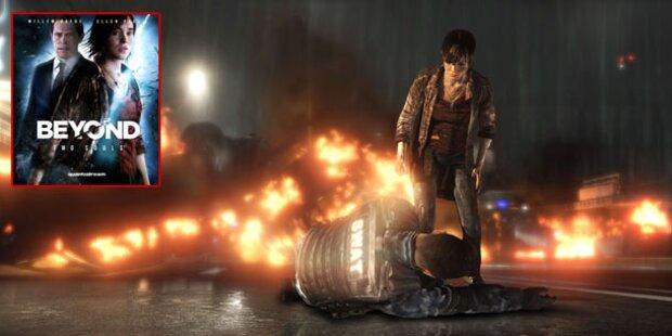 Beyond: Two Souls für die PS3 ist da