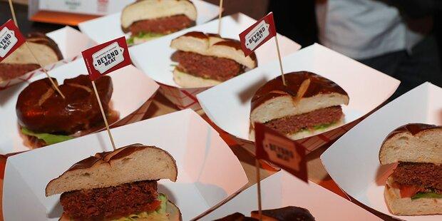 Beyond Meat: Hype um veganen Kult-Burger