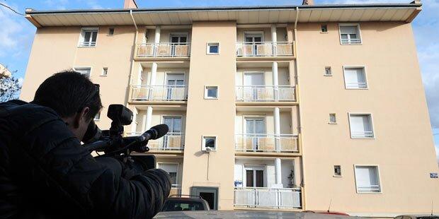 Terrorverdacht: Fünf Männer festgenommen