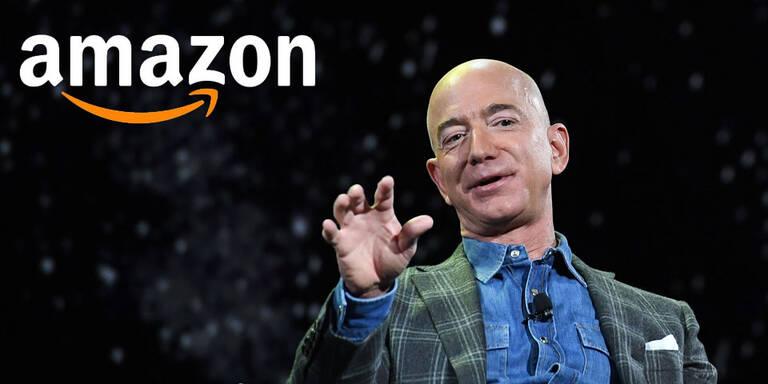 Amazon wirft Trump Amtsmissbrauch vor
