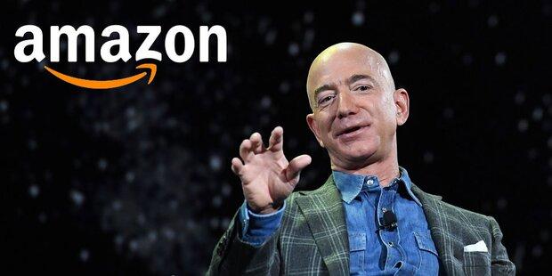 Amazon-Erfolg in Streit um Pentagon-Auftrag