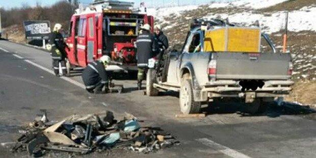A4: Crash fordert Todesopfer