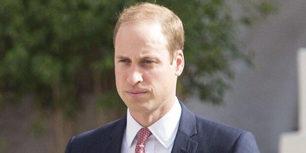 William: So setzt ihm Kates Krankheit zu