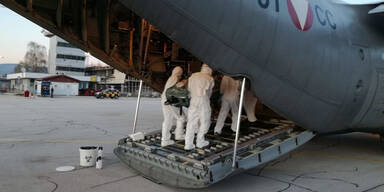 Österreichischer KFOR-Soldat an Corona erkrankt