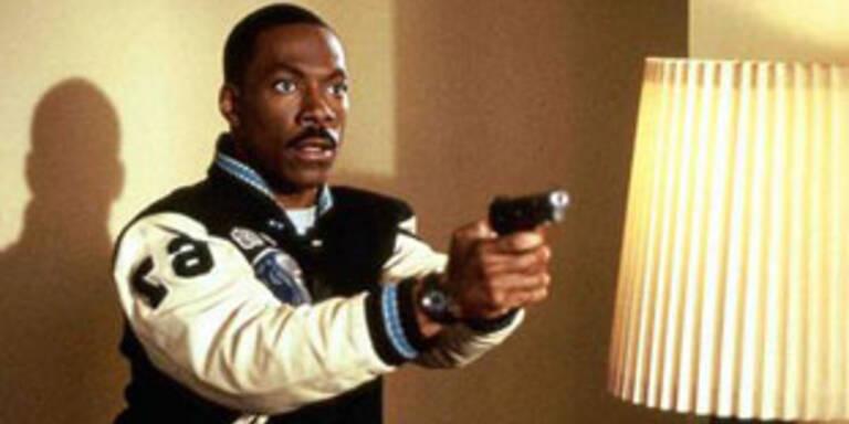 """Eddy Murphy kehrt als """"Beverly Hills Cop"""" zurück"""
