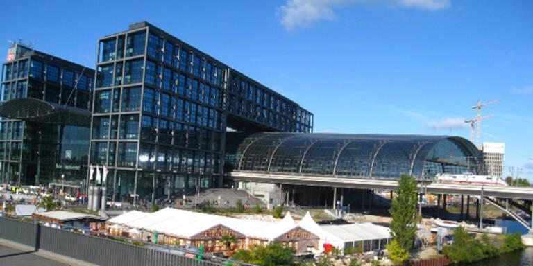 Berlin: Anschlag auf Hauptbahnhof vereitelt