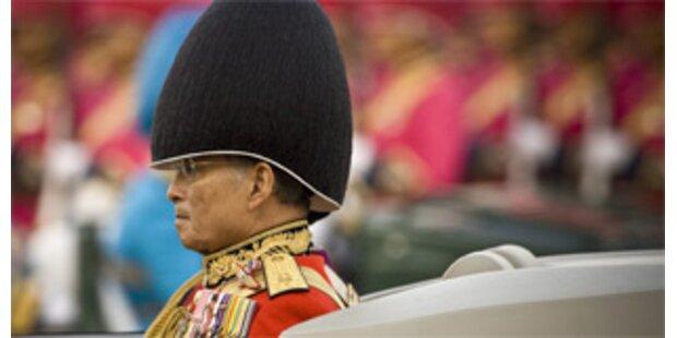 Bhumipol hält keine Geburtstags-Rede