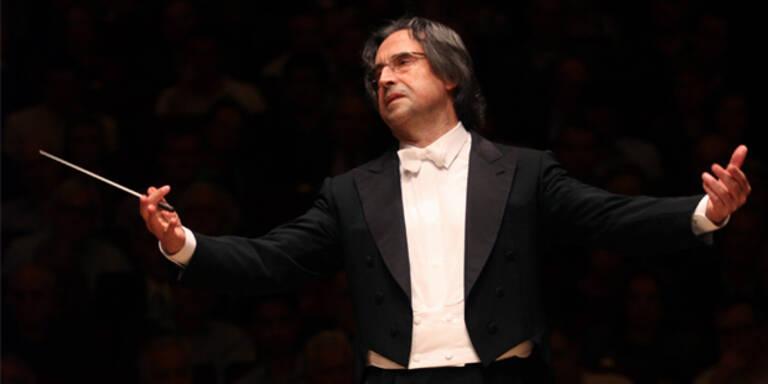 Riccardo Muti wird das Neujahrskonzert 2021 dirigieren