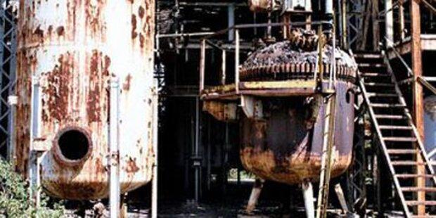 Giftgas-Katastrophe: Acht Schuldsprüche