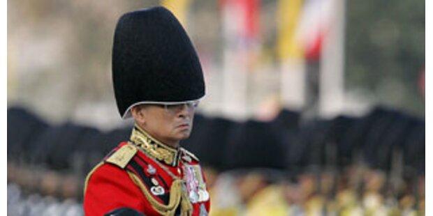Thailands Gottkönig Bhumibol feiert 80. Geburtstag