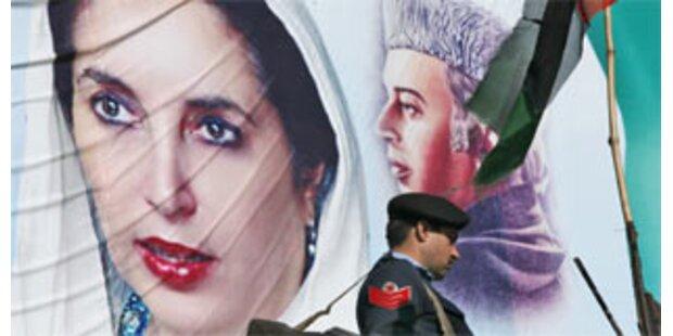 Bhutto starb an Wucht der Explosion