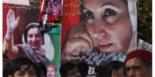 Schwere Vorwürfe im Mordfall Bhutto