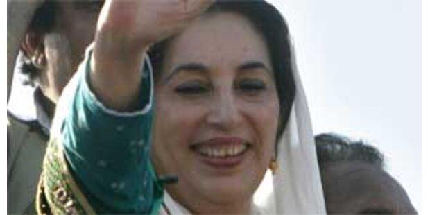 Neue Anschlagsdrohungen gegen Bhutto