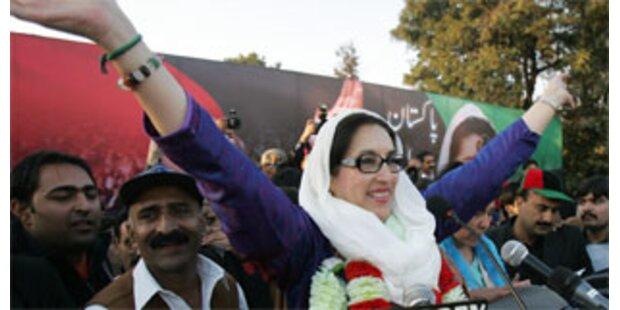 Chronologie der Dauerkrise in Pakistan