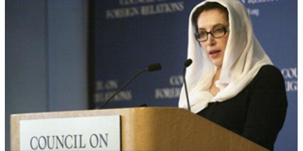 Bhutto kehrt am 18.Oktober nach Pakisan zurück