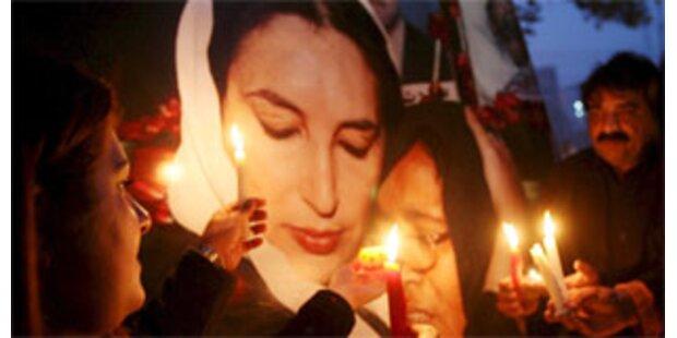 Musharraf lehnt UN-Untersuchung im Bhutto-Mord ab