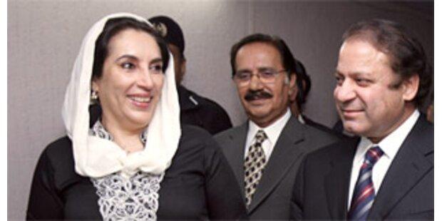 Sharif darf bei Parlamentswahlen nicht kandidieren