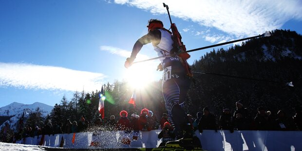 Biathlon-Weltcup mit Änderungen