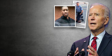 Biden trifft Floyd-Familie: Bisher keine Polizeireform
