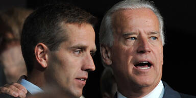 US-Vize Biden trauert um seinen Sohn