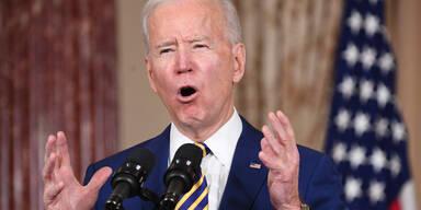 Olympia-Absage? Biden spricht Klartext