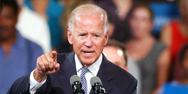 Obama zieht mit Joe Biden in die Wahl