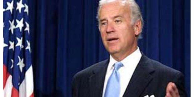 Joe Biden als 'running mate'