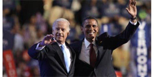 Obama ist Präsidentschaftskandidat