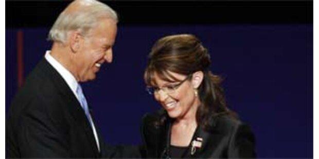 Palin überraschenderweise ohne Aussetzer