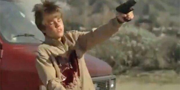 Hier wird Justin Bieber erschossen
