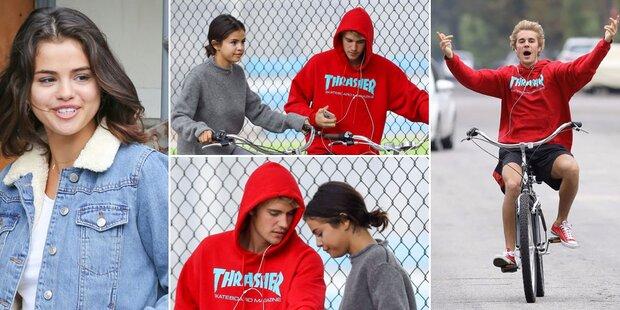 Selena und Justin: So schön ist ihre Liebe