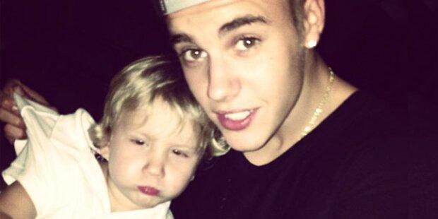 Bieber wünscht sich Frau und Kinder