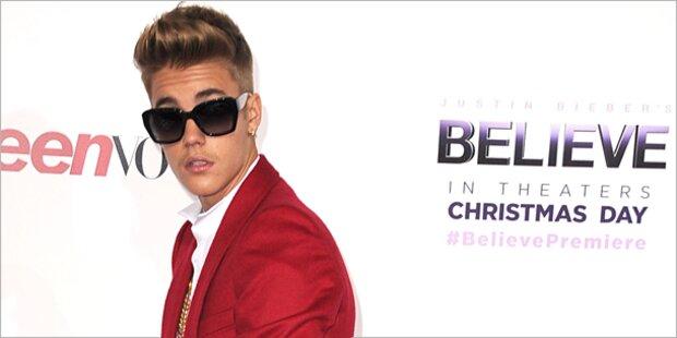 Bieber floppt an den US-Kinokassen